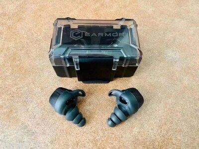 OPSMEN Actor Earmor M20 Noise-Cancelling Shooting Tactical Earbuds