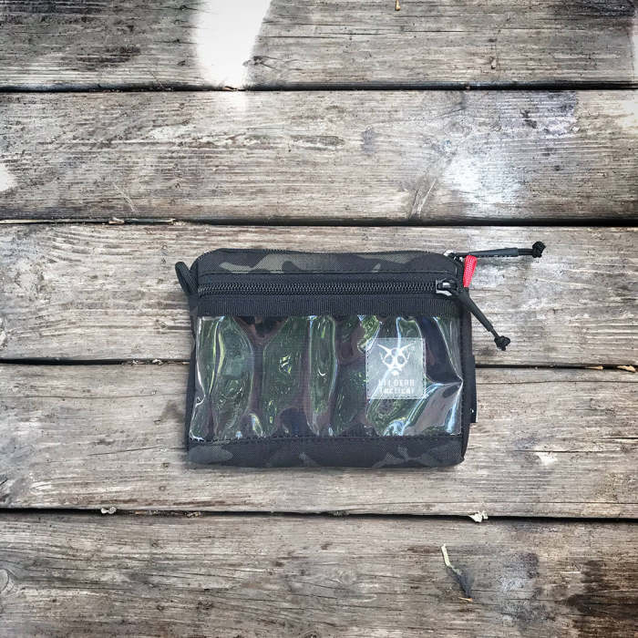 Lii Gear Solo EDC Survival Multifunctional Lightweight Tactical Pouch Organizer Bag