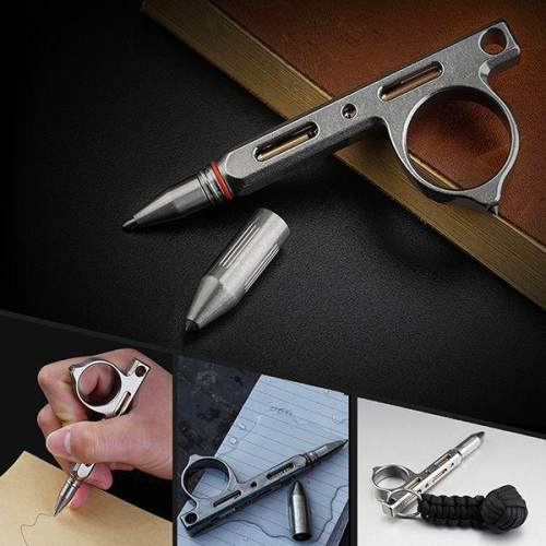 Mecarmy TPX20 Titanium Tactical Pen