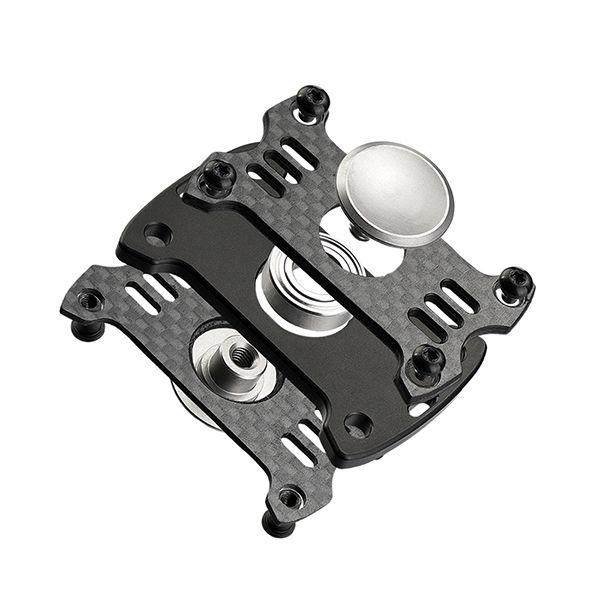 Mecarmy GP1 Titanium Fidget Spinner