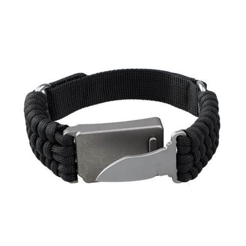 Mecarmy EK20S Bracelet Titanium Buckle Knife with Sheath