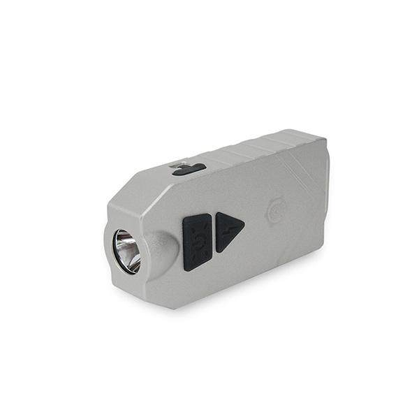 Mecarmy SGN7 550 Lumens USB Rechargeable Personal Attack Alarm Flashlight