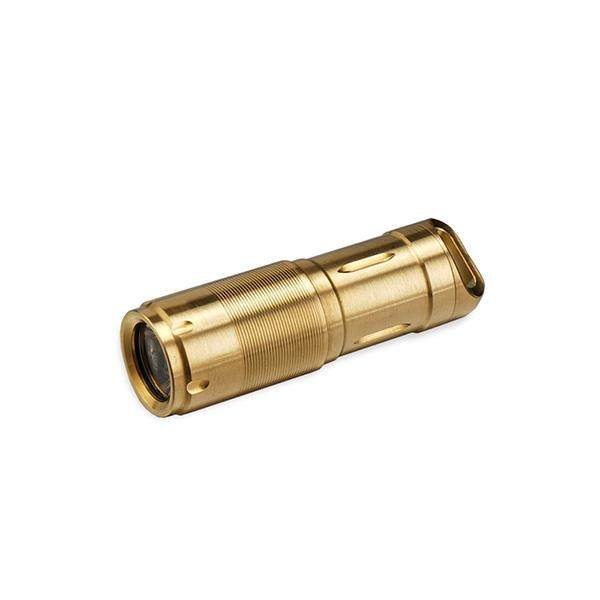 Mecarmy Illumine X2S PVD Mini USB Rechargeable Keychain Flashlight