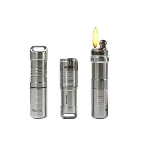 Mecarmy X7S Multifunctional EDC Capsule Flashlight & Lighter Kit