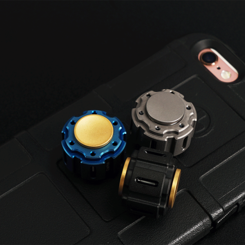 Mecarmy GP5 Titanium Fidget Spinner