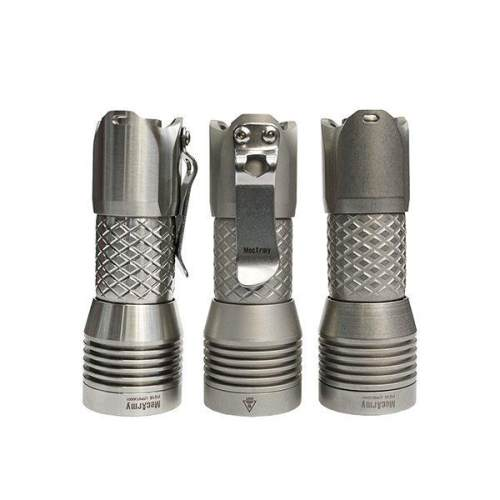 Mecarmy PS16 2000 Lumens EDC Flashlight