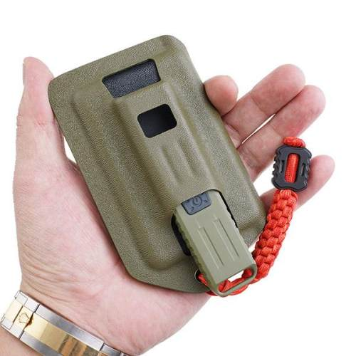 Mecarmy FC1 Kydex sheath for MecArmy SGN3 light and cards and change