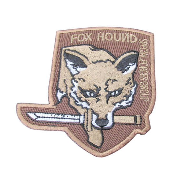 MILITAIRES Tactical Military Embroidered Badge DIY Morale Patches
