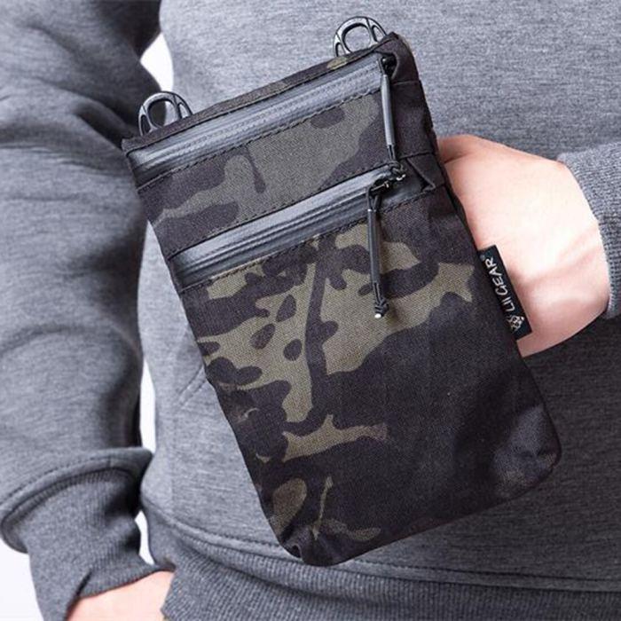 LiiGear EdcPlus Portable Tactical Pouch EDC Storage Bag