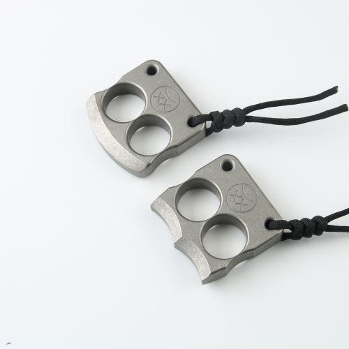 DICORIA Titanium Alloy Multi-function Self-defense EDC Knuckles