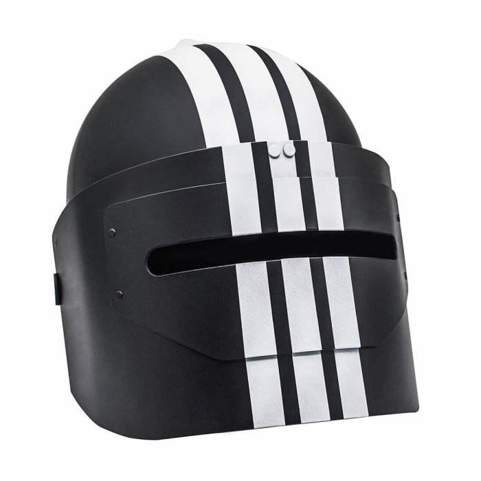 MASKA-1SCH Metal Full Face Mask Cover Shield Helmet