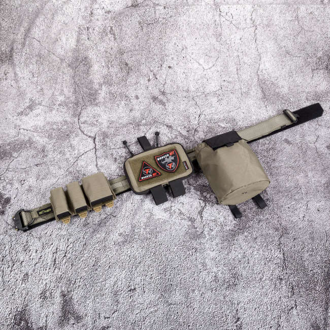 Workerkit Ronin Tactical Molle Belt Set