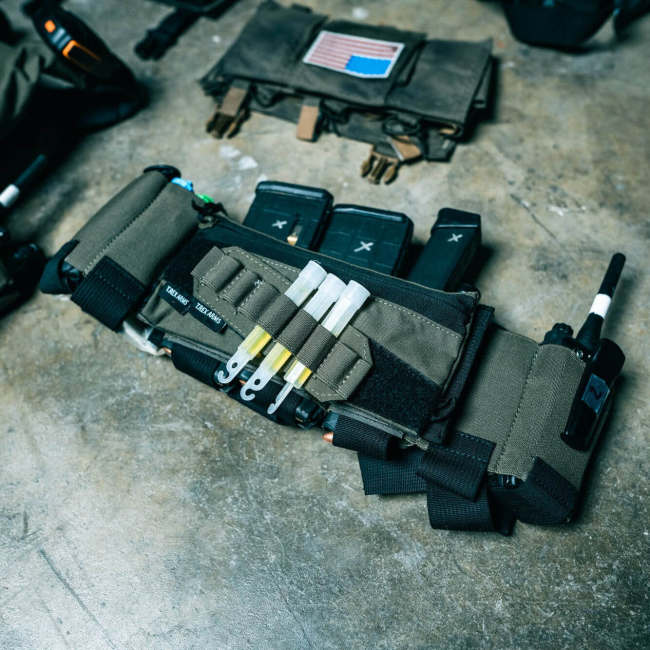 Workerkit 556 Ready Chest Rig