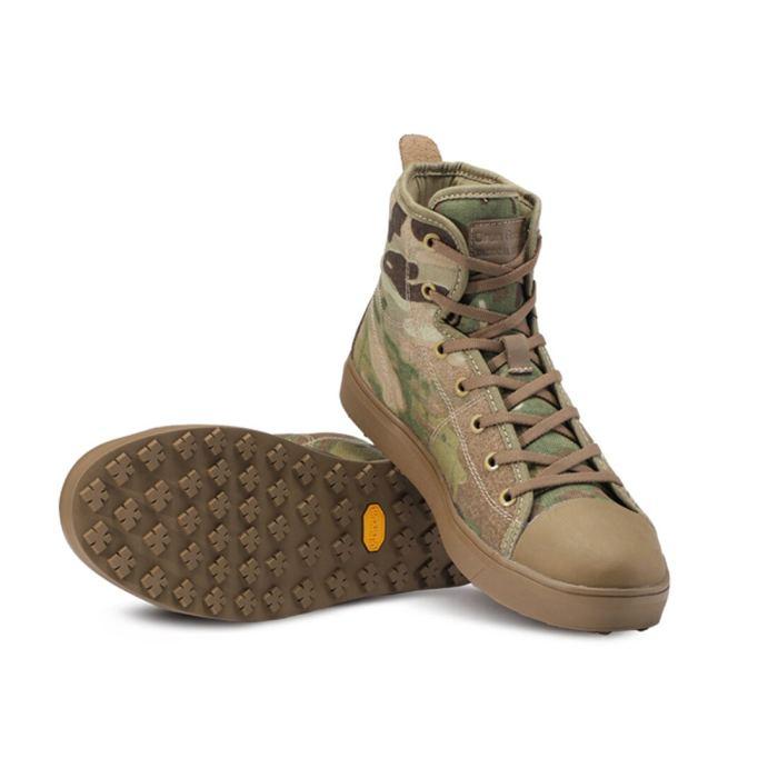 Workerkit Multi-Terrain Tactical Camo Boots --WK6