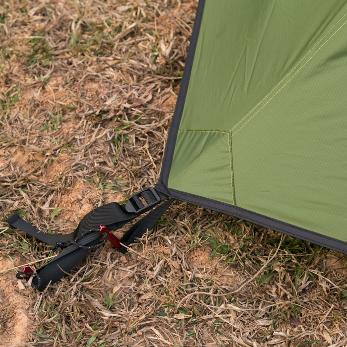 FireHiking Hot Tent With A Half Inner Tent Lightweight Stove Tent For 1 Person