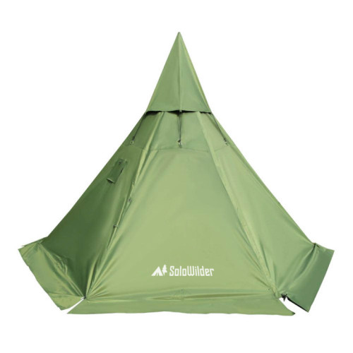 SoloWilder Tent Camping Bushcraft Tent