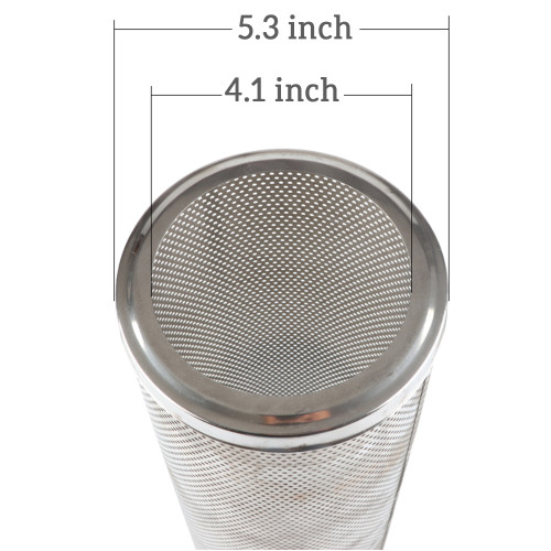 Stovepipe Flue Guard Heat Seperation Chimney Protector