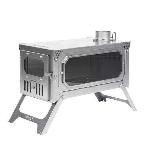 T-Brick Tent Wood Stove For Hot Tenting