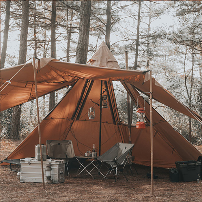 4 Person Hot Tent With Stove Jack Springhill