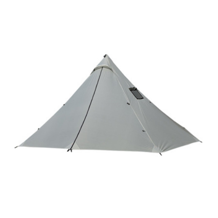 Ultralight Hot Tent 20D Silicon-Coated Nylon Solo Camping Tipi