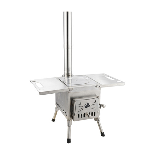 Outdoor Cooking Stove Wood Burning For Outdoor Camping