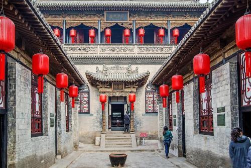 Quadrangle Courtyards in Bejing 北京四合院  Advanced Chinese 【Volume 6】