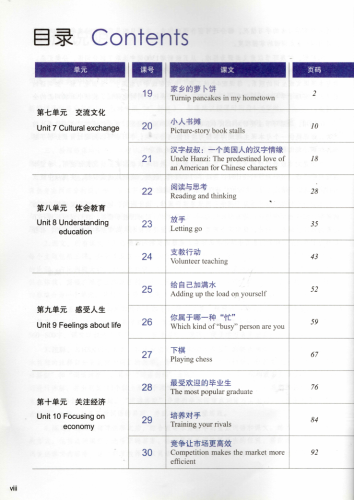 The love of an American for Chinese 一个美国人的汉字情缘!Advanced Chinese 【Volume 7】