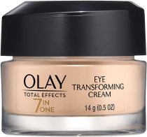 Eye Cream by Olay Total Effects 7-in-one Anti-Aging Transforming Eye Cream 0.5 oz Packaging may Vary