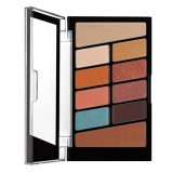 wet n wild Color Icon Eyeshadow 10 Pan Palette Comfort Zone , 0.3 ounce