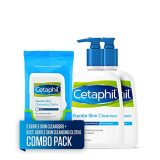 Cetaphil Gentle Skin Cleanser | 20 fl oz | Hydrating Face Wash & Body Wash | Ideal for Sensitive, Dry Skin | Non-Irritating | Won't Clog Pores | Fragrance-Free | Soap Free | Dermatologist Recommended