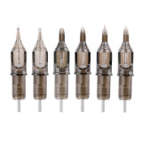 20PCS/Box 0.30/0.35MM Premium Gray Tattoo Needle Cartridges