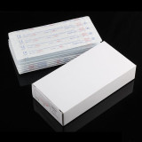 Box Of 30PCS 21/23/25/29RM M1 Magnum Pre-made sterilized Permanent Tattoo Needles Supply