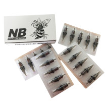 20PCS Needle Bee Pro Permanent Makeup Sterile Cartridge Tattoo Needles For Tattoo Pen Machine Accessories Supply
