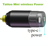 New Rechargeable Wireless Rocket Tattoo Battery Power RCA Connector For Tattoo Machine Pen Supply