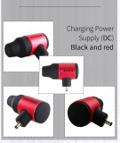 New Rechargable Wireless Tattoo Power RCA/DC Connector For Tattoo Machine Pen Supply