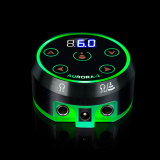Pro Mini AURORA-2 LED Touch Pad Tattoo Power Supply For Coil & Rotary Tattoo Machines Gun Supply