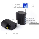 Mini 2400mah Wireless RCA/DC Connector Battery For Tattoo Rotary Pen Machine Supply