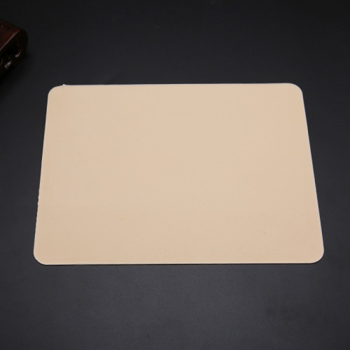 5PCS Blank Plain Tattoo Practice Skin Sheet For Tattoo Needle Machine Supply Kit 20 x 15cm - pmu microblading