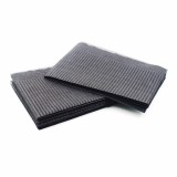 20/50/125PCS Black Tattoo Cleaning Wipes Disposable Dental Piercing Bibs Waterproof Sheets Paper Tattoo Accessories Supply