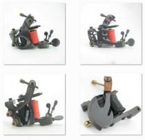 One Premium 10 Wrap Coil Tattoo Machine Gun For Kit Power Set Tattoo Tools Supply