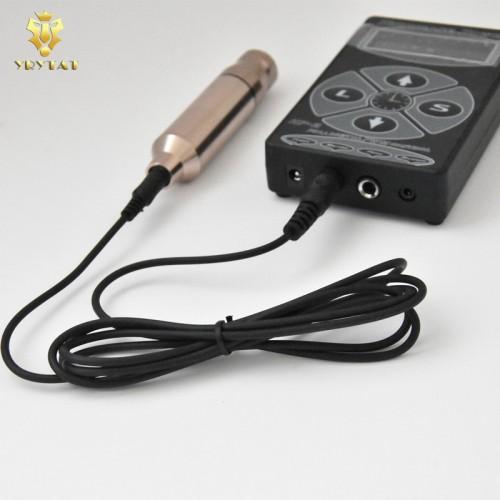 One DC Tattoo Clip Cord For Cartridge Tattoo Pen Rotary Machine Gun Supply