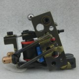 One 10 Wrap Coils Liner/Shader Wire Cutting Iron Tattoo Machine Gun Supply