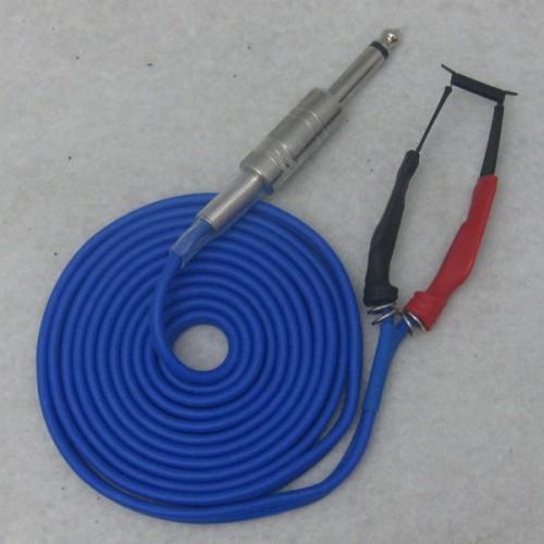 One Economic Silicone Tattoo Machine Power Clip Cord Supply
