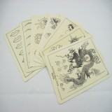 10PCS 6 X 8 Inches Stencil Tattoo Practice Skin For Permanent Tattoo Eyebrow Accessories Supply