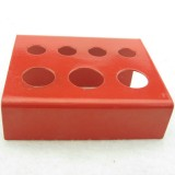 6/7/8/22/23 Holes Pigment Container Stand Tattoo Permanent Makeup Ink Cup Holder Tattoo Accessories Supply