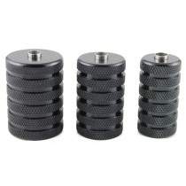 25mm/30mm/35mm 3 Sizes Available Metal Anti-Slip Handle Tube Alloy Tattoo Machine Grip Supply