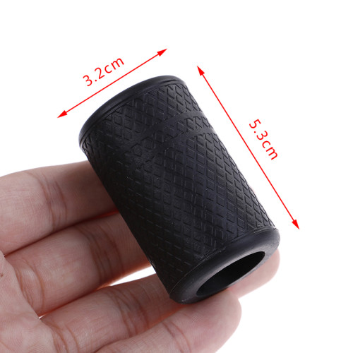 One Silicone Rubber Tattoo Grip Cover Supply - Fit on 22/25mm Grips