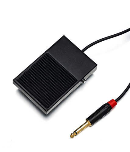 One Pro Square Tattoo Foot Pedal Switch For Tattoo Machine Power Supply