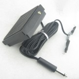 One Small Square Tattoo Foot Pedal & Clip Cord Combo For Permanent Tattoo Power Accessories Supply
