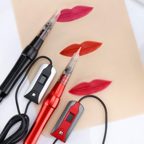 One Permanent Makeup Machine Pen Do Eyebrow Lip Contour Pen Tattoo Makeup Supply